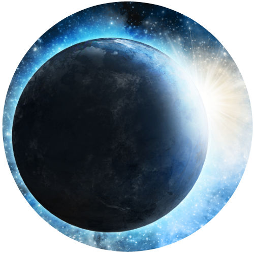 neptune retrograde circle