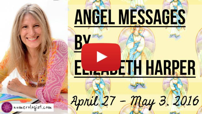 angel messages april 26 yt