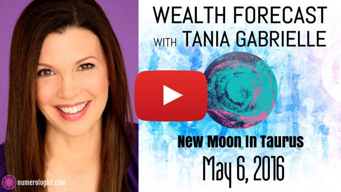 tania gabrielle may 6 new moon