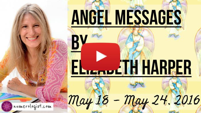 angel oracle elizabeth harper youtube