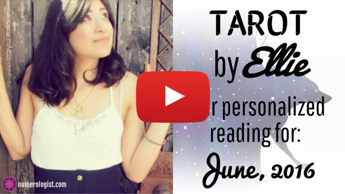 ellie brucia june tarot reading
