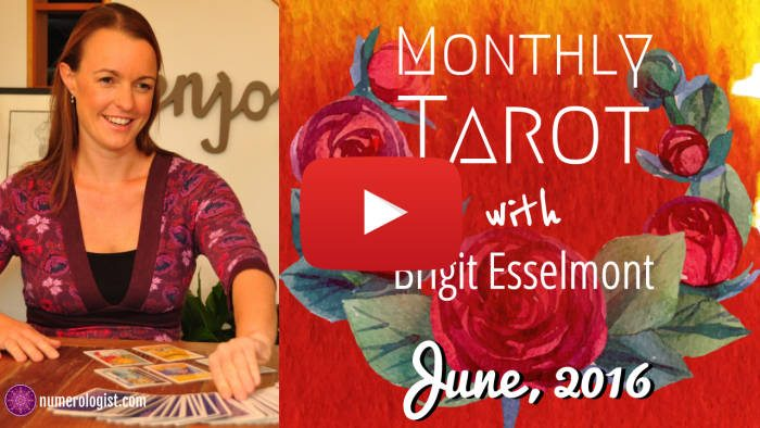 brigit esselmont june tarot