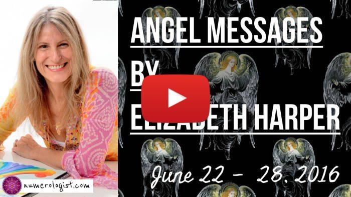 angel oracle elizabeth harper yt
