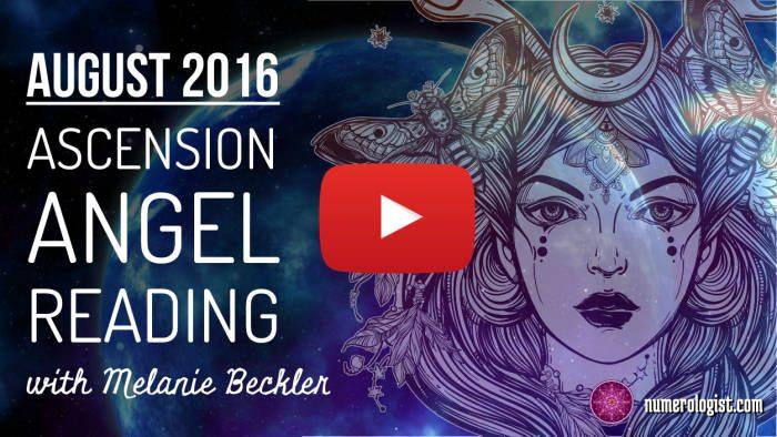 VID - Melanie Beckler Angel Ascension Reading yt
