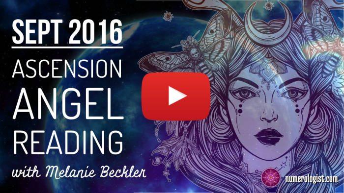 VID - Melanie Beckler Angel Ascension Reading