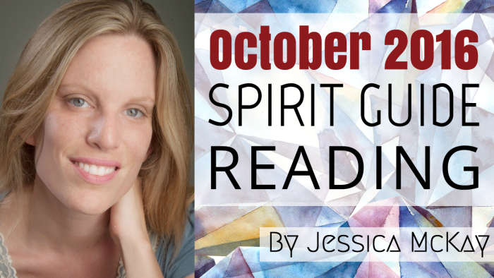 VID - jessica mckay - spirit guide messages small