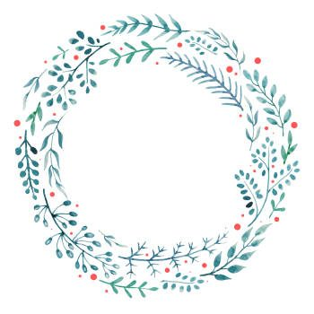 holiday wreath numerology