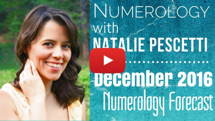 natalie pescetti numerology december yt
