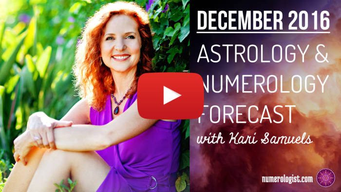 december forecast numerology yt