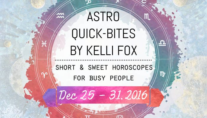 astro quick bites by kelli fox - dec 26