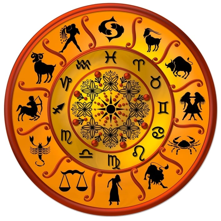vedic astrology wheel
