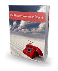 The Phone Phenomemon Report