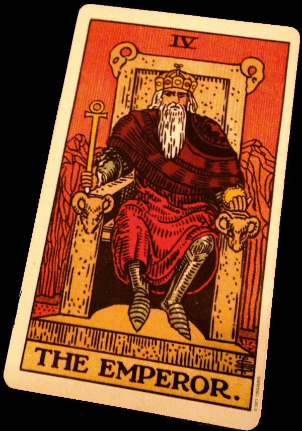 The-Emperor-Tarot-Card
