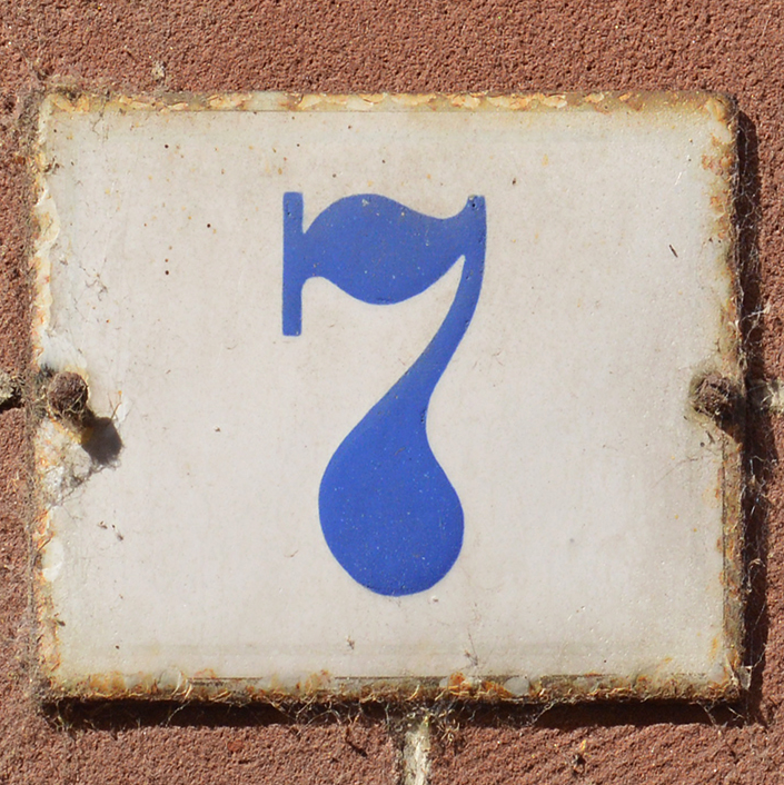 7 house number meaning
