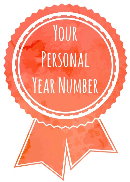 personal year numbers
