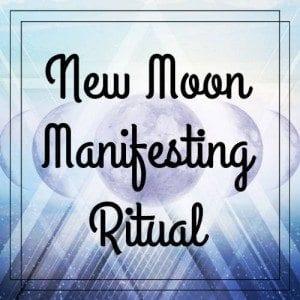 New Moon Manifesting Ritual