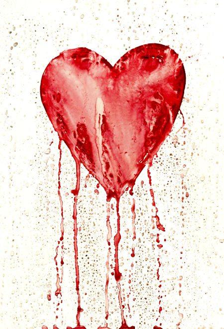 dealing with a broken heart using tarot