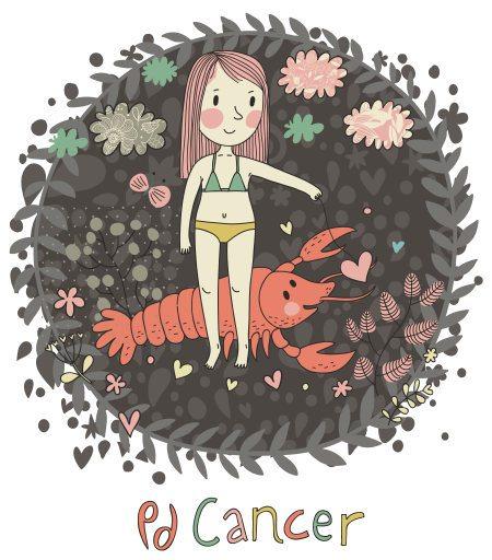cancer child zodiac
