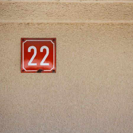 22 master number