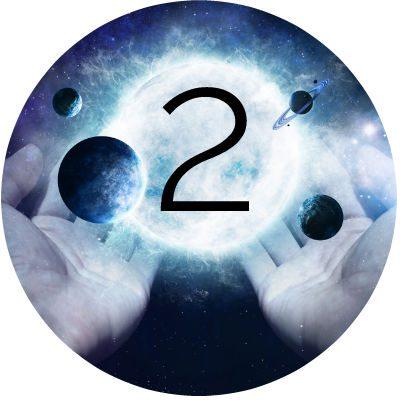 2 numerology