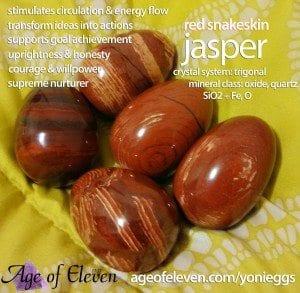 Yoni Eggs 2 (Jasper)