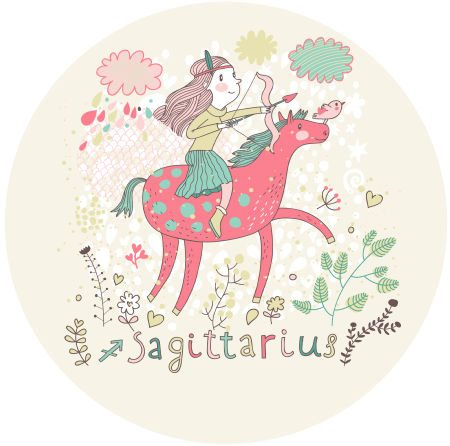 sagittarius child