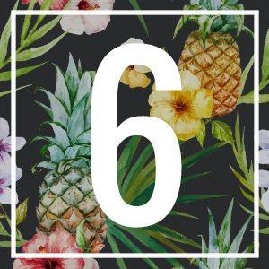6 numerology