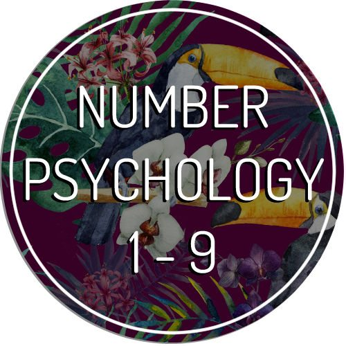 NUMBER PSYCHOLOGY