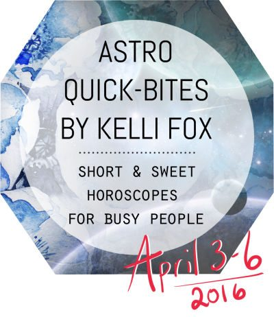 astro quick bites with kelli fox april