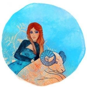 ARIES ASTROLOGY NUMEROLOGY