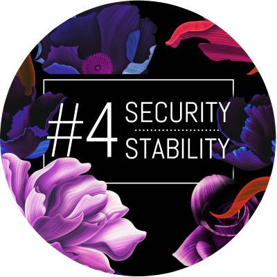 4 STABILITY SECURITY NUMEROLOGY