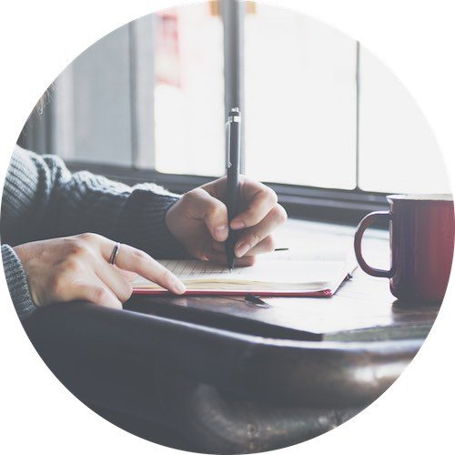tarot writing