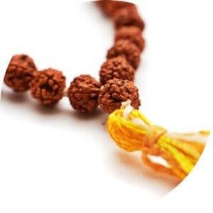 rudraksha beads talisman