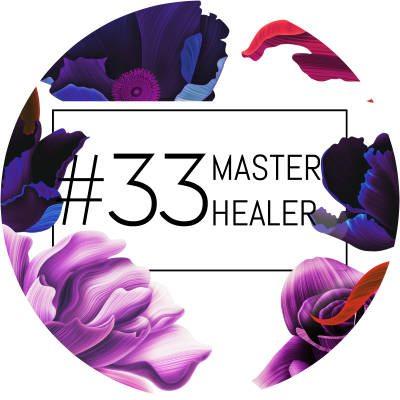 MASTER HEALER 33 NUMEROLOGY