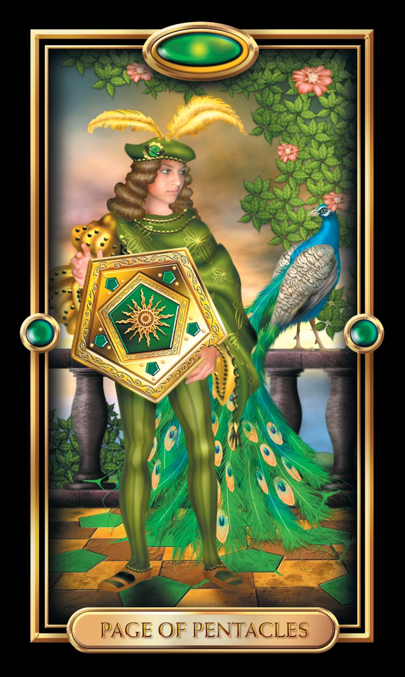 Minor Arcana: Page Of Pentacles