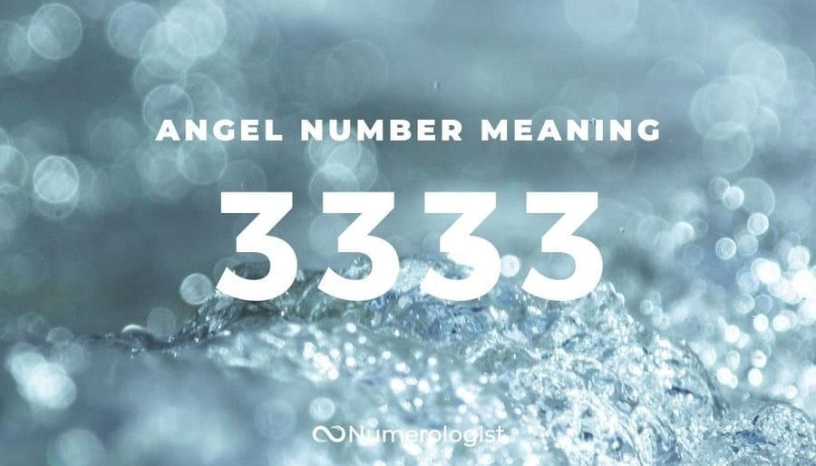 The Real Meaning Of Angel Numbers 33, 333, 3333 (Repeating