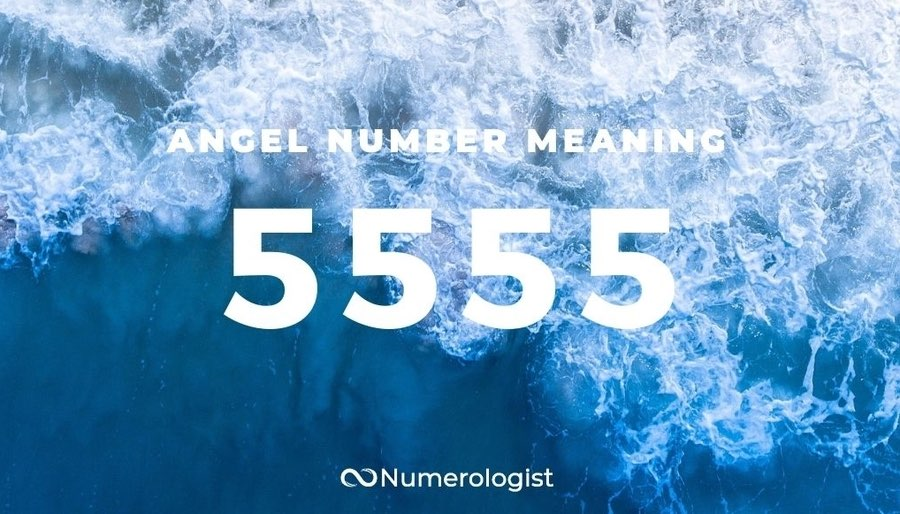 The True Meaning of Angel Number 55, 555, 5555 (Repeating