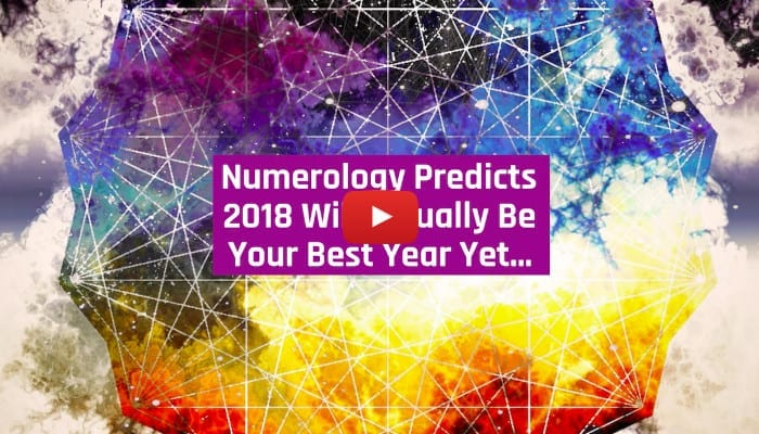 2018 numerology forecast