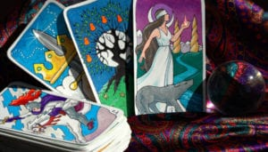 history of tarot