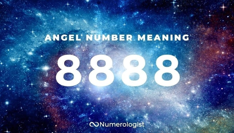 The Real Meaning Of Angel Numbers 88, 888, 8888 (Repeating