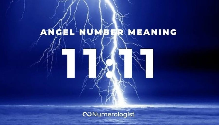 5 Reasons You Keep Seeing Angel Number 11:11 - Numerologist com