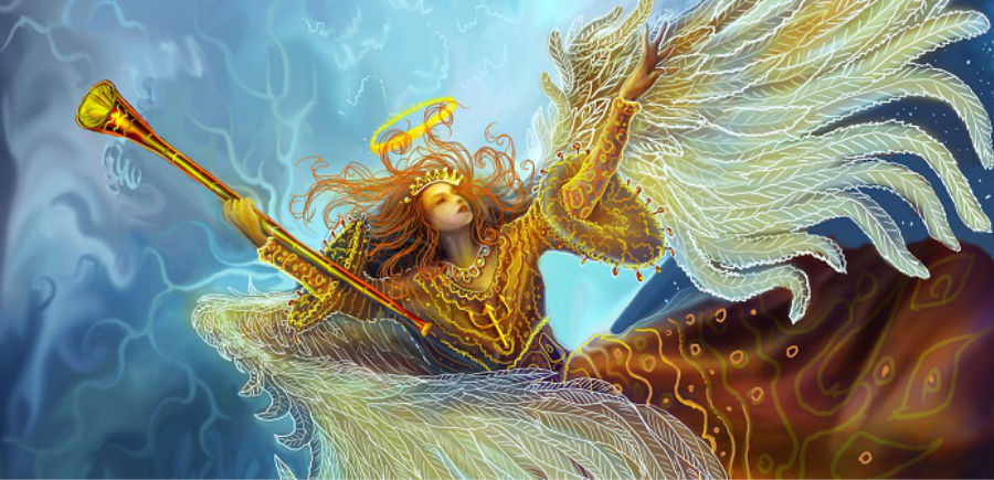 Meet The 7 Guardian Archangels One For Every Day Of The Week