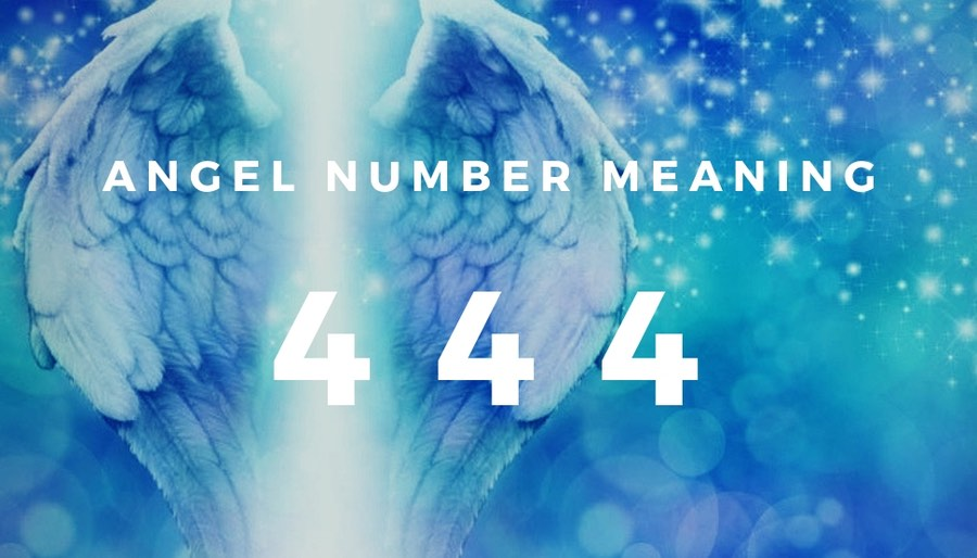 Angel Number Meaning 444