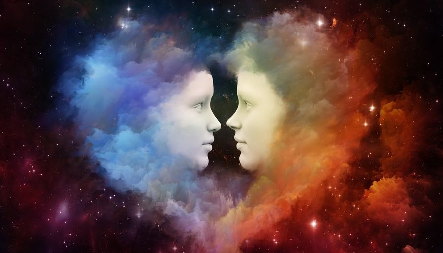 twin flames vs soul mates