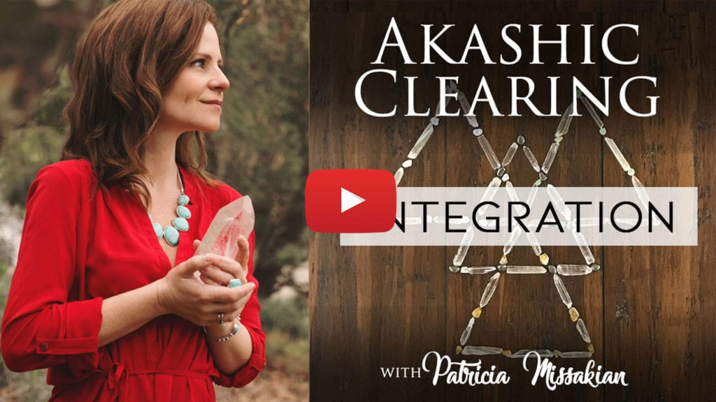 energy of integration akashic clearing