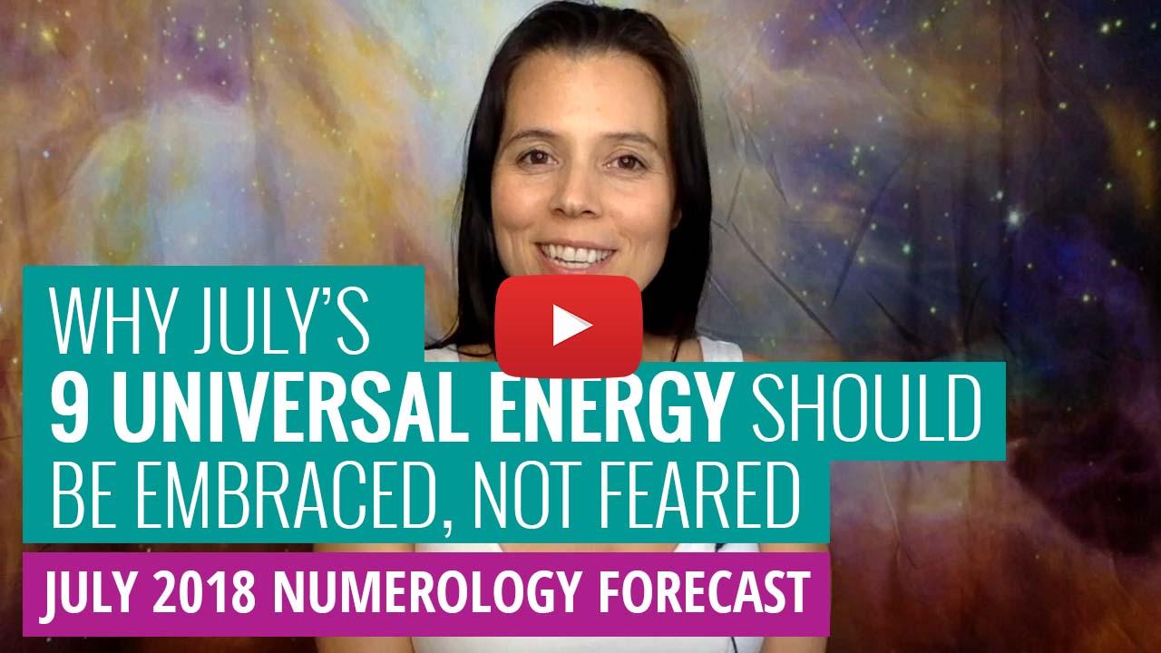 jULY NUMEROLOGY FORECAST
