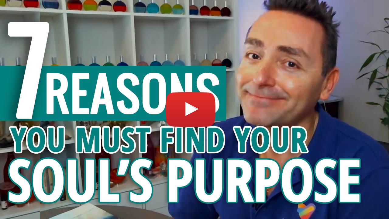 youtube video thumbnail - SOUL PURPOSE
