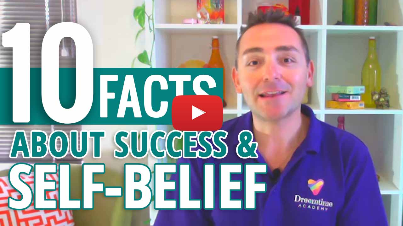 youtube video thumbnail - self belief