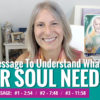 youtube video thumbnail - angel messages for understanding
