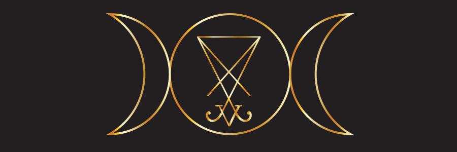 Wiccan Symbol Meanings: Pentagram, Cauldrons & Triple Moon
